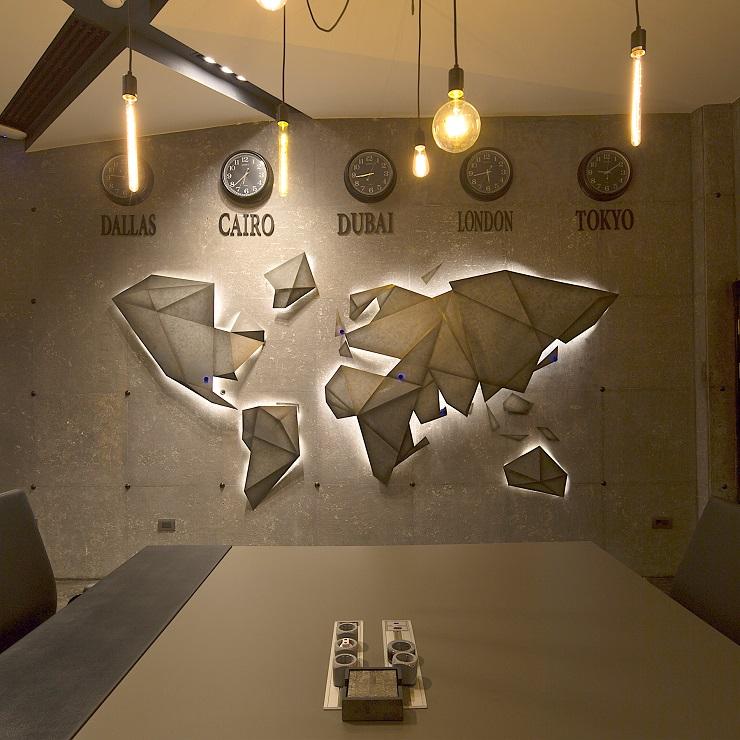 Abstract-World-Wall-Art-by-Dalia-Sadany