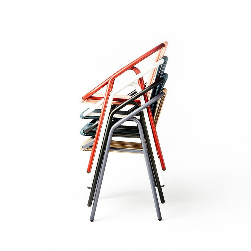 Коллекция уличных стульев DonaPakyta