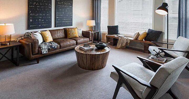 Несколько вариантов интерьеров гостиной