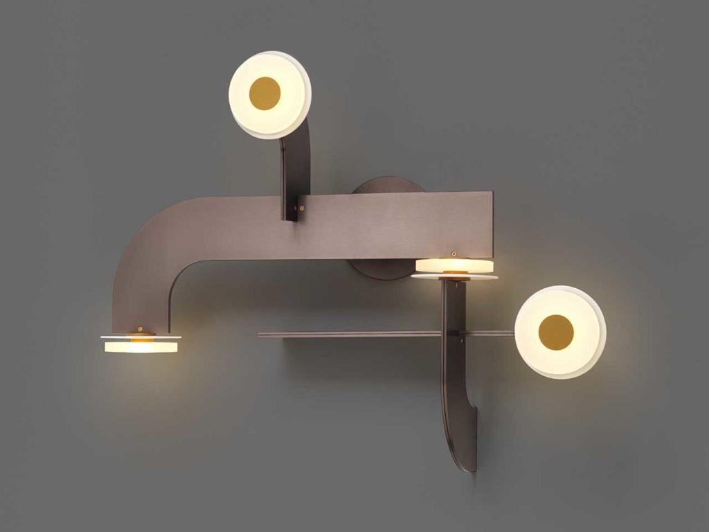 Светильники от Джеймса Дитера