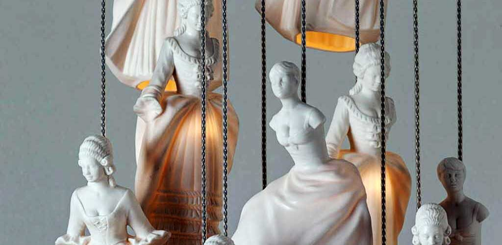 Светильники Dame от Carlesso