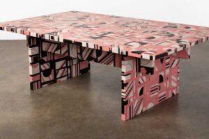 Elyse Graham расширяет линию мебели из смолы