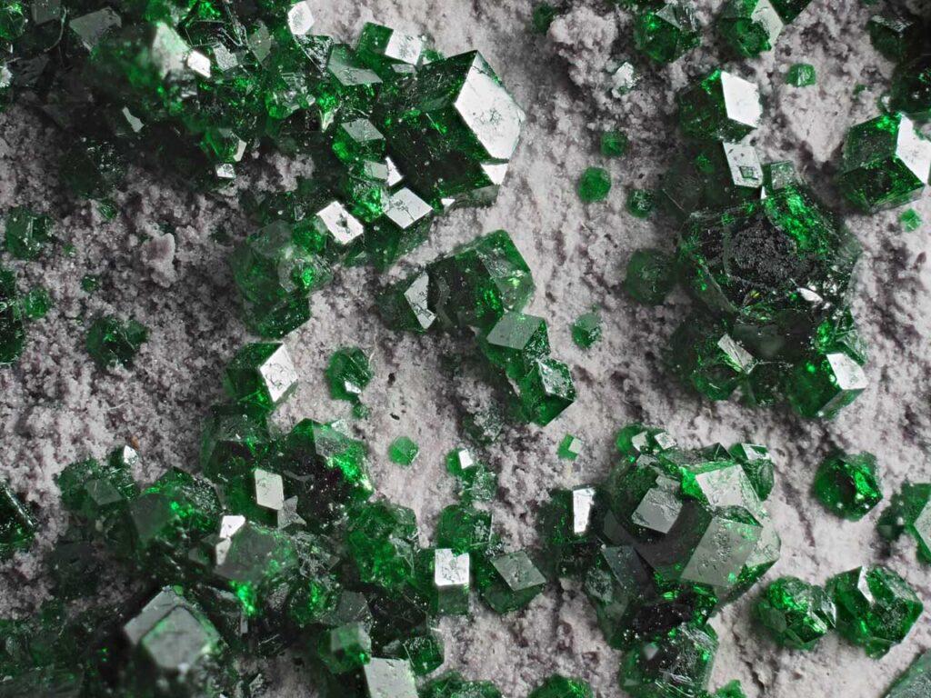 II всероссийский конкурс минералогической фотографии