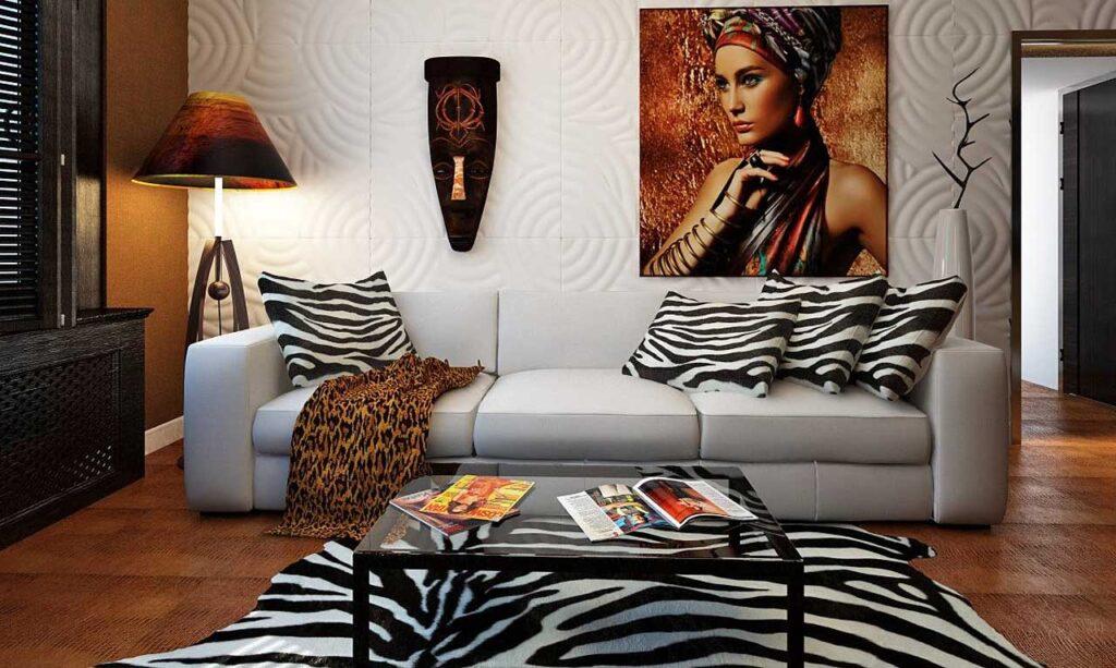 африканская гостиная