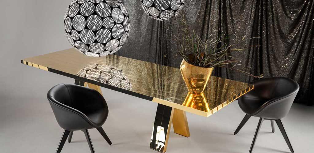Обеденный стол или  скульптура от Тома Диксона