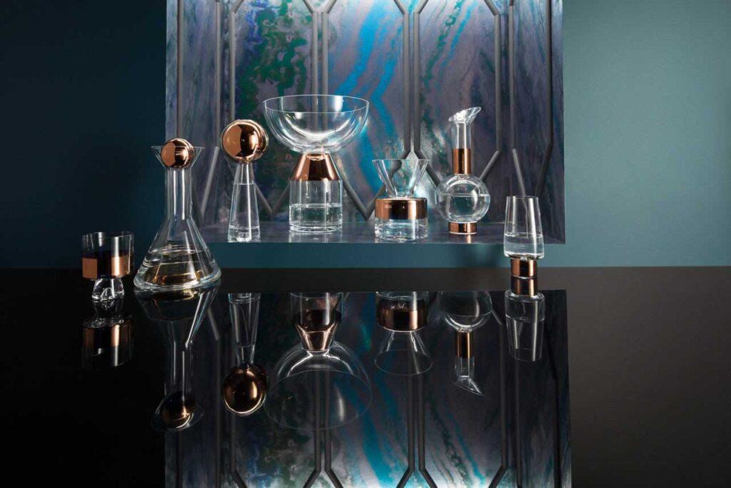 вазы из серии tank от Тома Диксона
