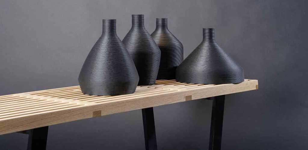 Эко-светильники из отработанных материалов