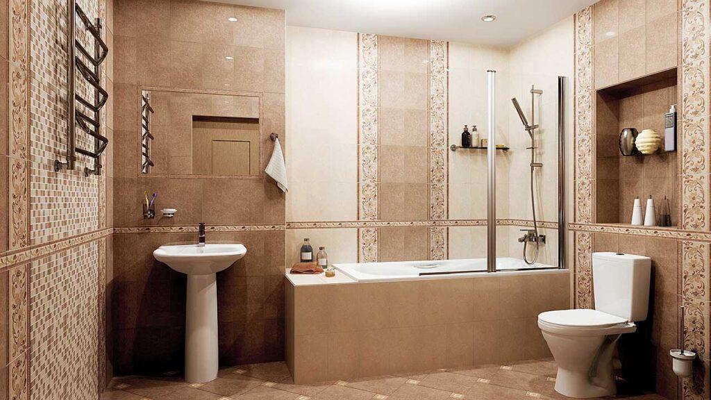 ванная комната kerama marazzi