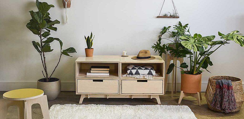 Модульная мебель от Flitch Furniture