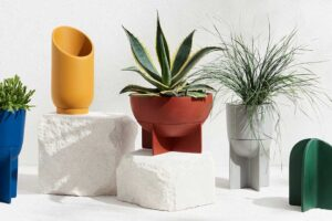 Коллекция керамики Sol от Capra Designs