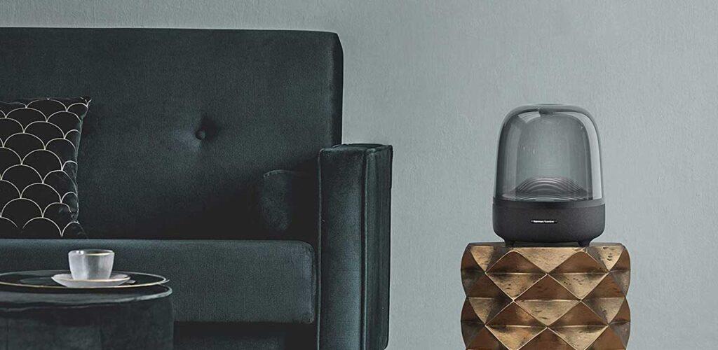 Harmon Kardon Aura Studio 3 выиграла премию iF Design 2020
