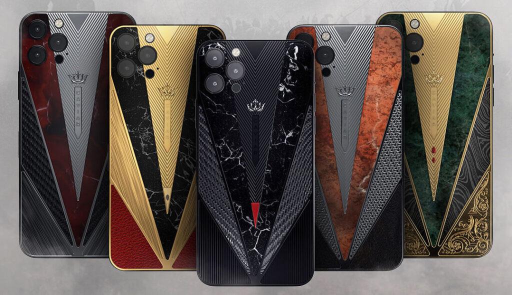 iPhone 12 Pro серия Warrior от Caviar