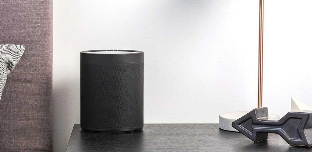 Yamaha MusicCast 20. Беспроводная умная колонка для дома.