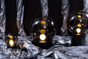 Серия освещения Boule — вдохновение от игры