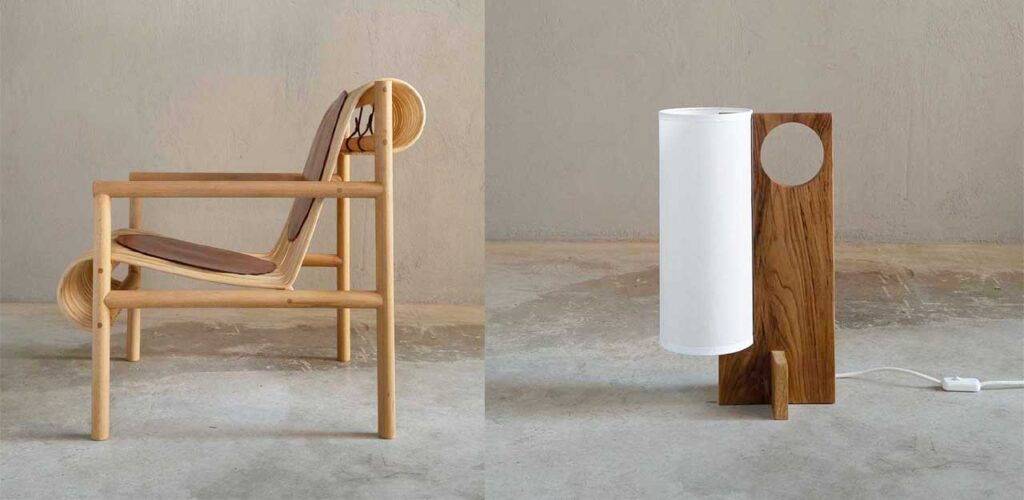 Серия мебели от Studio Drei