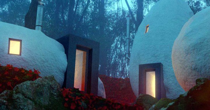 Приют дольменов — отели, построенные в камне