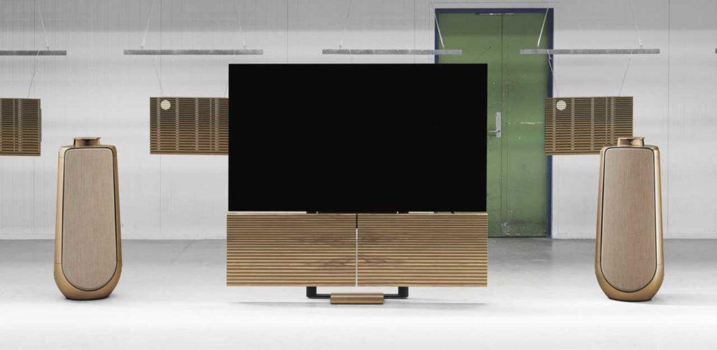 Два новых цветовых решения для Beovision Harmony TV от Bang & Olufsen