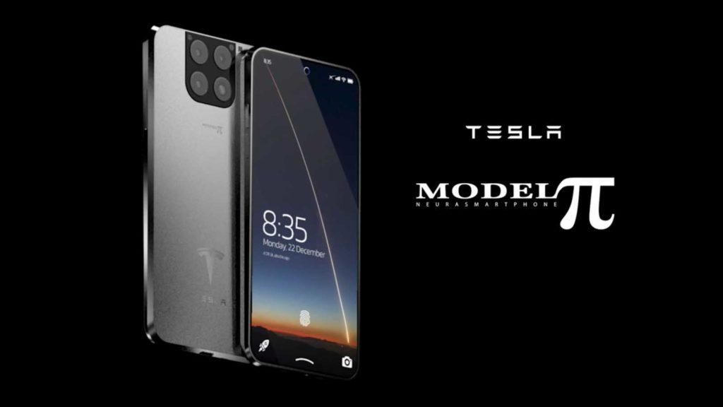 смартфон tesla model Pi