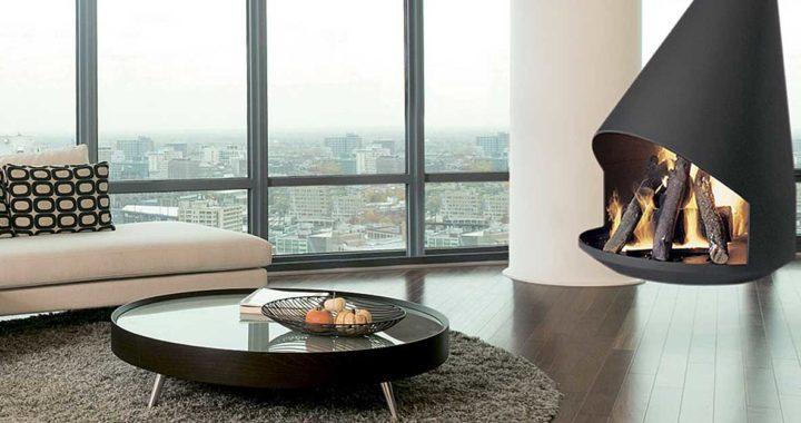 Виды каминов для квартиры: все, что нужно знать