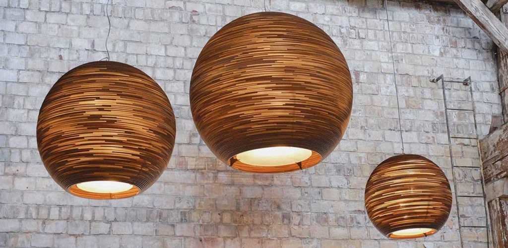 Коллекция светильников Scraplights