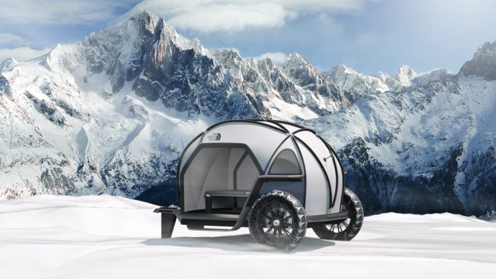 BMW-Northface-Camper